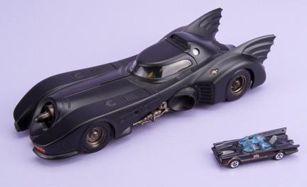 Eclectorama Hotwheels 1989 Batmobile