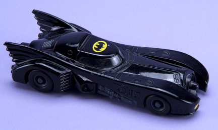 Eclectorama It S The Batmobile