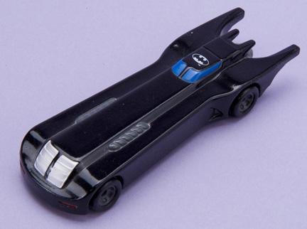 Eclectorama Btas Batmobile