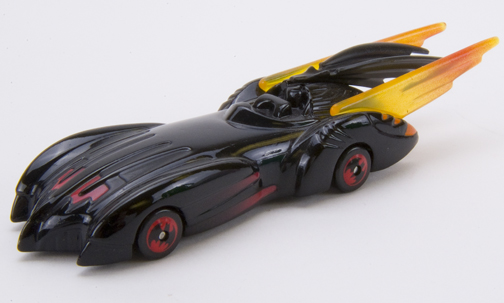 Eclectorama Batman And Robin Batmobile