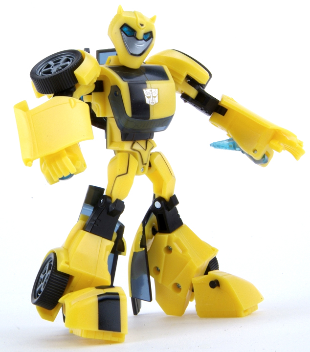 Bumblebee Transformers Animated eclectorama: An...